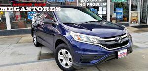2015 Honda CRV LX for Sale in National City, CA