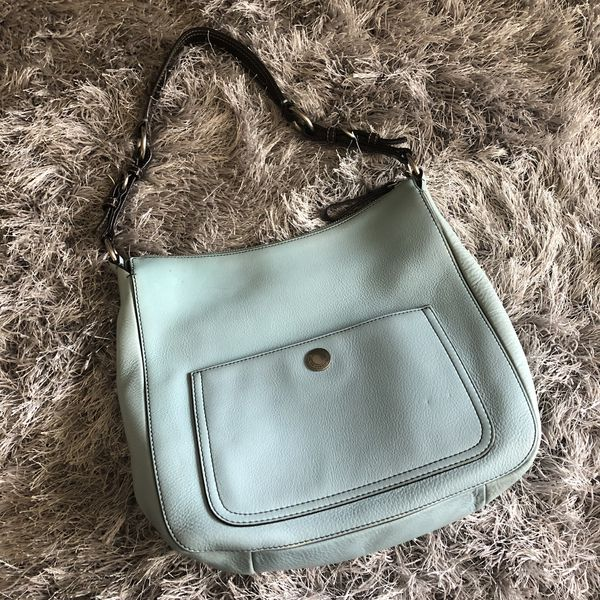 COACH CHELSEA PEBBLE HOBO BAG