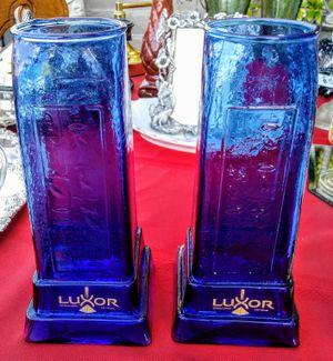 LUXOR COBALT BLUE VASES for Sale in Byron, CA