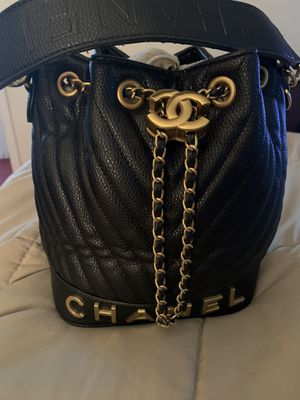 Chanel bucket bag for Sale in New York, NY