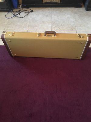 Fender case for Sale in Pasadena, TX