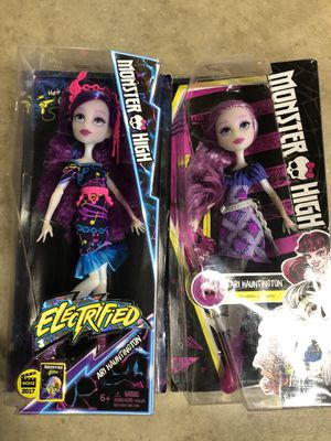 Dolls Monsters High for Sale in Laguna Hills, CA