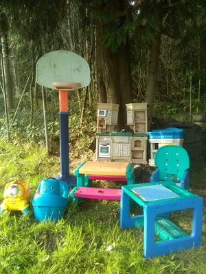 Outdoor kids toys for Sale in Elma, WA