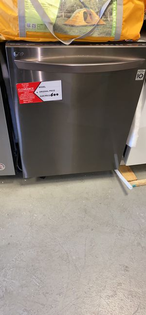Dishwasher LG brand new for Sale in Bakersfield, CA