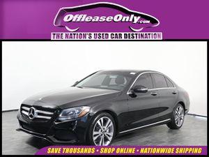 2017 Mercedes-Benz C-Class for Sale in Orlando, FL