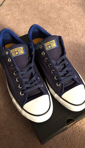 Converse Sneakers NEW (mens 10) for Sale in Morrisville, PA