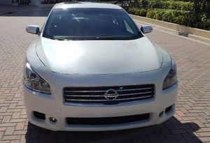 bose stereo2009 Nissan Maxima for Sale in Alexandria, VA