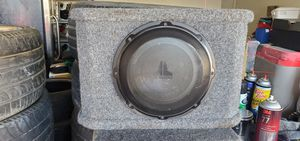 Jl audio W1 10 inch sub for Sale in Phoenix, AZ