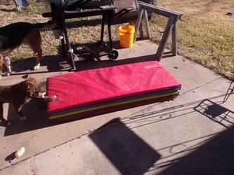 10 Foot Foldable Mat for Sale in San Angelo,  TX