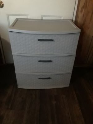 Plastic Storage Drawers ( grey color ) 20. for Sale in Princeton, TX