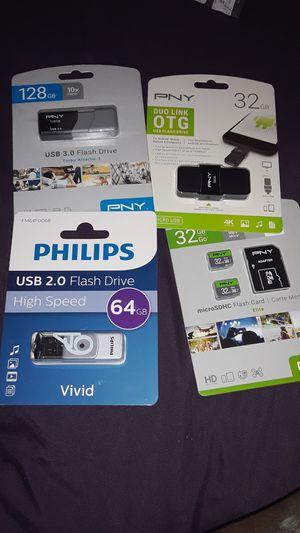 USB Flash Drive.s & SD Flash cards for Sale in Washington, DC