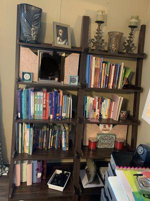 Ladder Bookshelves (4 total) for Sale in St. Cloud, FL
