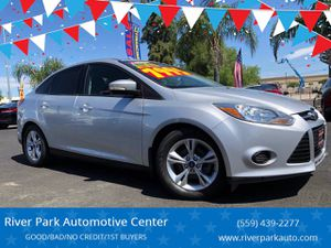 2014 Ford Focus for Sale in Fresno, CA