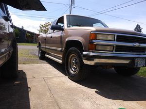Chevy 2500 open to trades or cash for Sale in St. Helens, OR