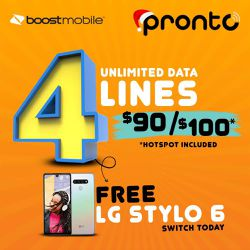 Pronto Wireless Christmas Holiday Sale for Sale in San Antonio,  TX