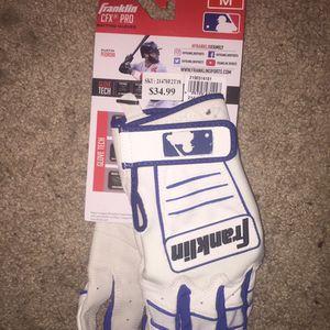 Franklin Batting Gloves (Adult Medium) for Sale in Spring, TX