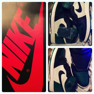 Jordan 1 retro High Pine Green Size 13 for Sale in Chevy Chase, MD