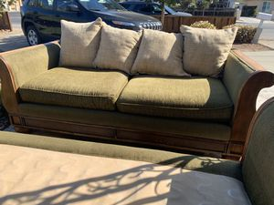 Sofas (set of 2) for Sale in Cupertino, CA