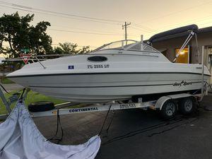 21 feet boat seasport for Sale in Fort Lauderdale, FL