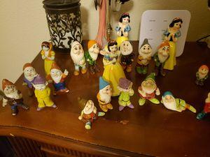Vintage Disney porcelain collectables for Sale in Litchfield Park, AZ