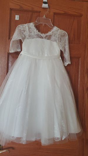 Flower Girl Dress size 4 for Sale in Glenview, IL