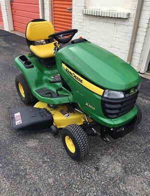 "John Deere D130 lawn tractor 42""55 hrs cut for Sale in Highland Park, MI"