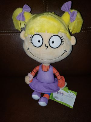 """New Rugrats """"Angelica"""" Plush for Sale in La Puente, CA"""