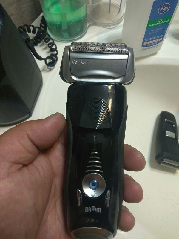 Braun Series 7 Shaver.....Andis...Wahl