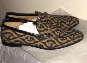 Gucci Jordaan Rhombus Loafers for Sale in Houston, TX