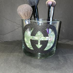 Gucci Makeup Brush Holder/ Pen Cup for Sale in San Marcos, CA
