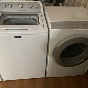 Very Nice Set Washer And Dryer for Sale in Fort Lauderdale, FL