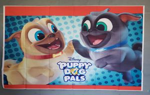 Puppy dog pals backdrop puppy dog pals decorations for Sale in Bellflower, CA