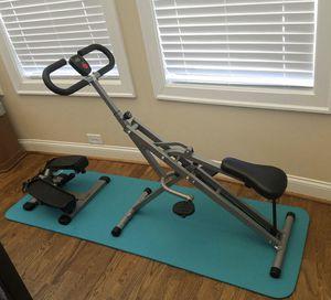 Row n Rider Squat machine for Sale in Ocoee, FL