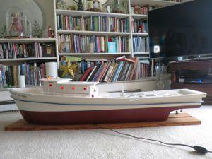"64"" commercial fishing boat model. for Sale in Fredericksburg, VA"