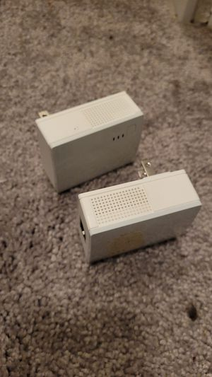 TP-LINK Powerline Ethernet adapter 2x for Sale in Mountain View, CA