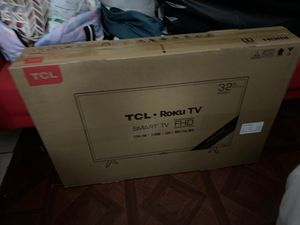 Tcl 32 inch tv for Sale in The Bronx, NY