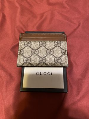 Gucci Card Holder Wallet for Sale in Sanford, FL