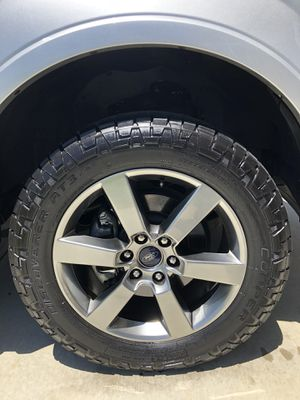 Set of 4 Wheels+Tires for Sale in Seymour, TN