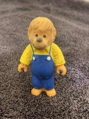 Vintage 1986 The Berenstain Bears Family Papa Bernstein figure for Sale in El Paso, TX