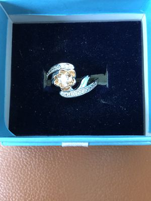 Ring Sterling Silver Plated for Sale in Seattle, WA