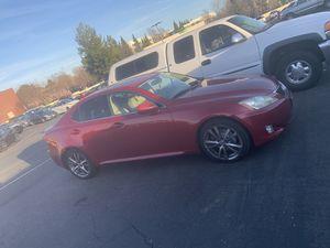 2008 Lexus IS 250 for Sale in Fair Oaks, CA