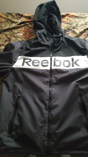 Reebok water proof wind breaker for Sale in Sacramento, CA