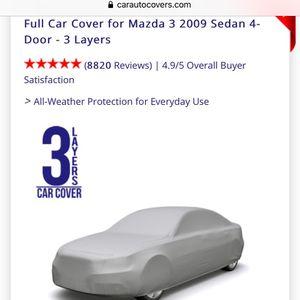 4 Door Sedan Full Car Cover for Sale in San Diego, CA