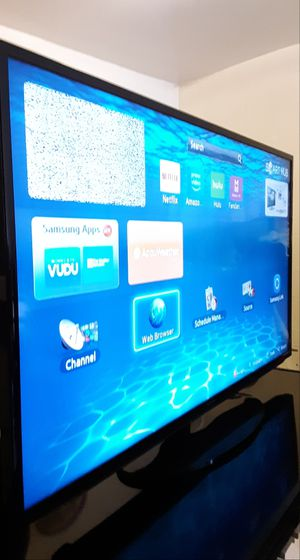 "50"" SAMSUNG LED SMART HDTV for Sale in Los Angeles, CA"