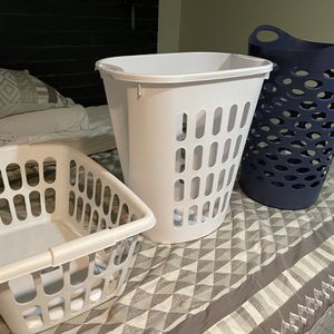 Laundry Baskets All Included for Sale in Port St. Lucie, FL