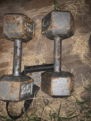 dumbbells for Sale in Edcouch, TX