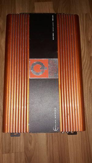 QUANTUM AUDIO AMPLIFIER for Sale in Modesto, CA