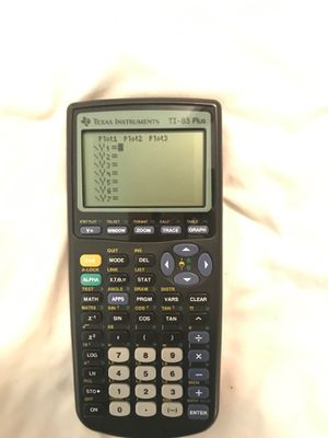 TI-83 Plus for Sale in Opa-locka, FL