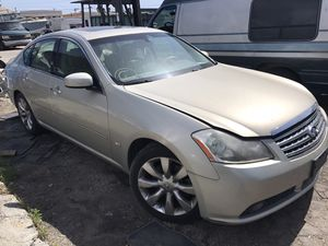 2007 infiniti M45 M35 parts for Sale in Oakland, CA