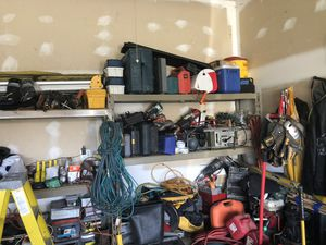 Assorted carpentry tools for Sale in Wilmington, IL